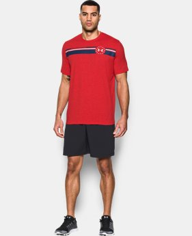 Men's UA Freedom July 4th T-Shirt  1 Color $24.99