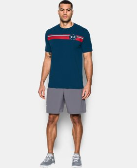 Men's UA Freedom July 4th T-Shirt  1 Color $18.99
