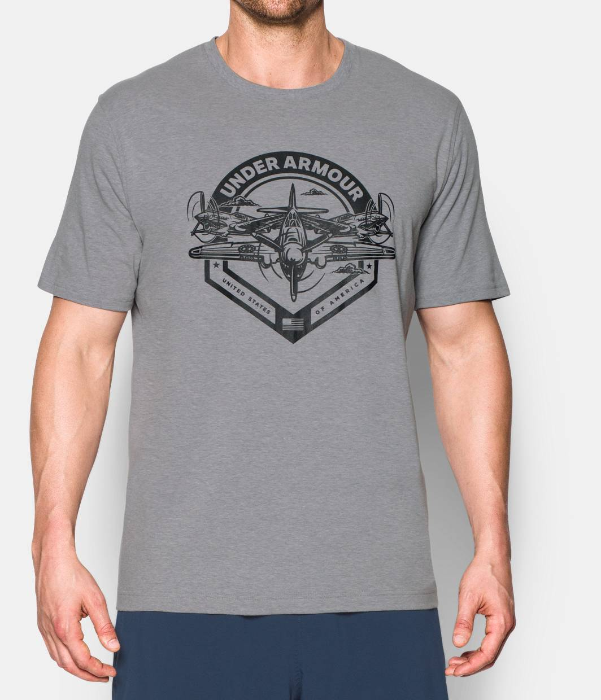 3dd23419 Men's UA Freedom By Air T-Shirt
