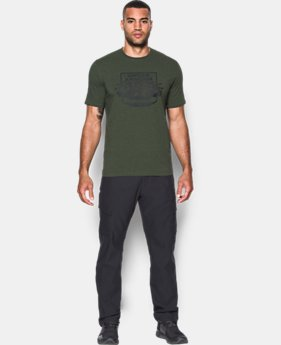 Men's UA Freedom By Land T-Shirt  1 Color $18.99