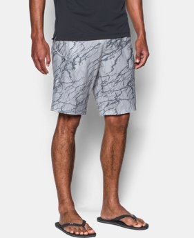 New to Outlet Men's UA Stretch Printed Boardshorts  2 Colors $32.99 to $41.99