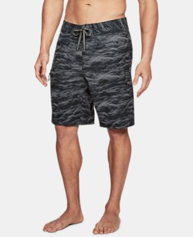 Men's UA Stretch Printed Boardshorts  1  Color Available $54.99
