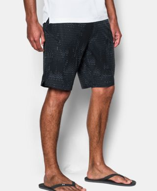 Men's UA Stretch Printed Boardshorts