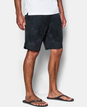 Men's UA Stretch Printed Boardshorts   $27.5 to $32.99