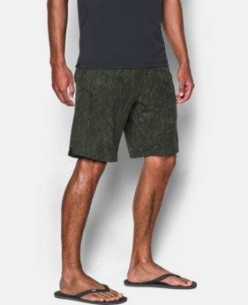 Men's UA Stretch Printed Boardshorts   $31.49