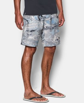 Men's UA Reblek Printed Boardshorts  1 Color $64.99