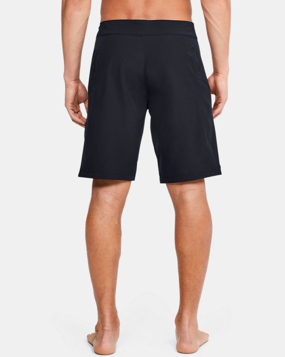 Men's UA Stretch Boardshorts, Black, pdpMainDesktop image number 2