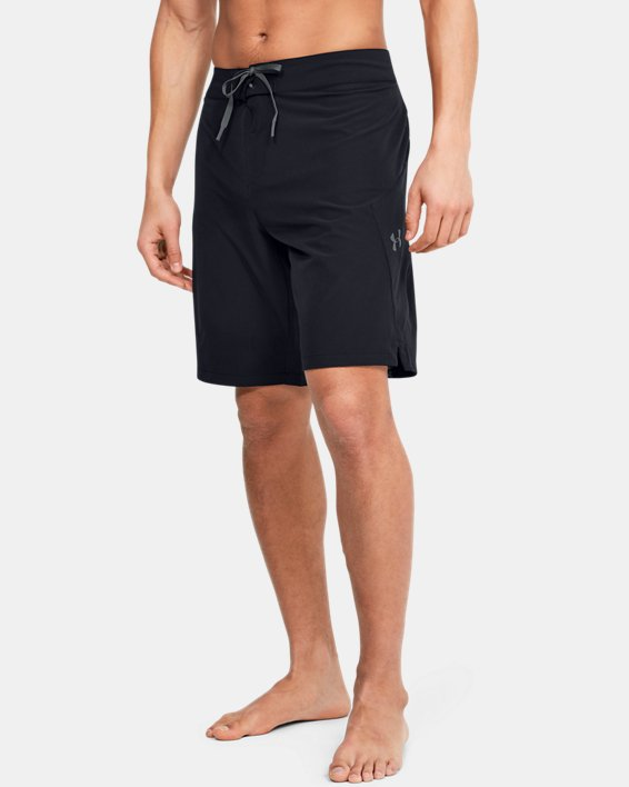 Men's UA Stretch Boardshorts, Black, pdpMainDesktop image number 0