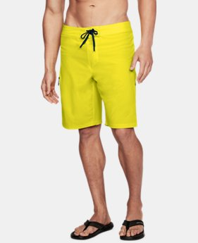 Men's UA Stretch Boardshorts  1  Color Available $49.99
