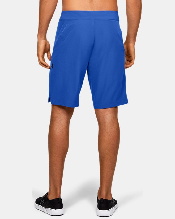 Men's UA Stretch Boardshorts, Blue, pdpMainDesktop image number 2