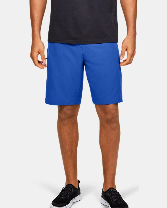 Men's UA Stretch Boardshorts, Blue, pdpMainDesktop image number 0