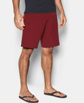 New Arrival Men's UA Stretch Boardshorts  1 Color $49.99