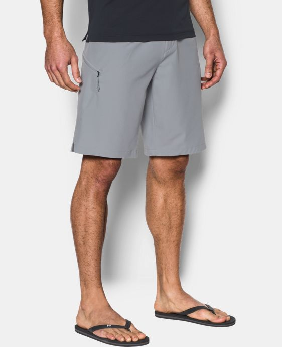New Arrival Men's UA Stretch Boardshorts  6 Colors $49.99