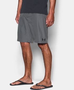Men's UA Rigid Boardshorts   $29.99