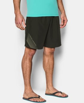 New Arrival Men's UA Volley Boardshorts   $44.99