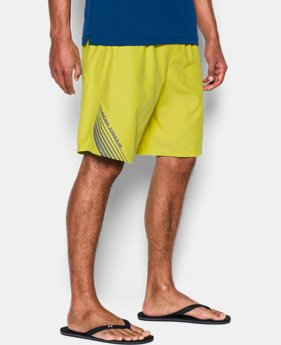 New Arrival Men's UA Volley Boardshorts  1 Color $44.99