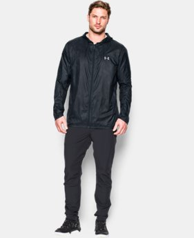 Men's UA Leeward Windbreaker  3 Colors $50.99