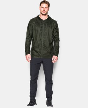 Men's UA Leeward Windbreaker  4 Colors $44.99