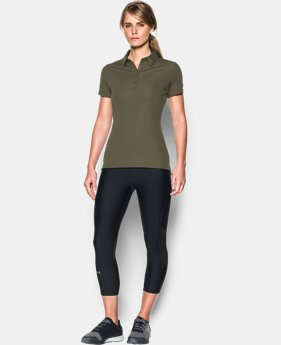 Women's UA Performance Range Tactical Polo  2 Colors $49.99