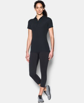 Women's UA Performance Range Tactical Polo  1 Color $49.99