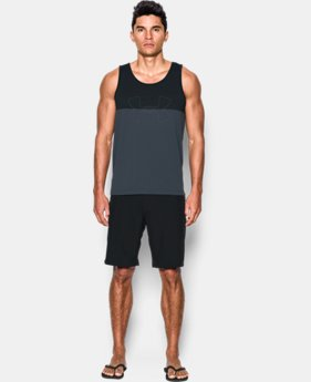 Men's UA Fractle Tank  4 Colors $18.99 to $20.99