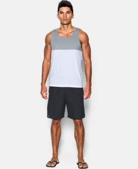 Men's UA Fractle Tank  1 Color $18.99 to $20.99