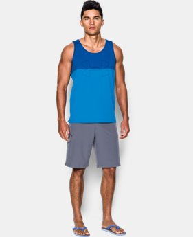 Men's UA Fractle Tank  5 Colors $18.99 to $26.99