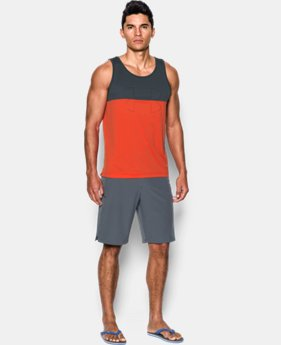 Men's UA Fractle Tank  1 Color $29.99