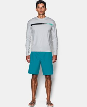 Men's UA Rashguard Long Sleeve  1 Color $37.99