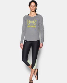 Women's UA UPF 30 Long Sleeve  1 Color $21.99
