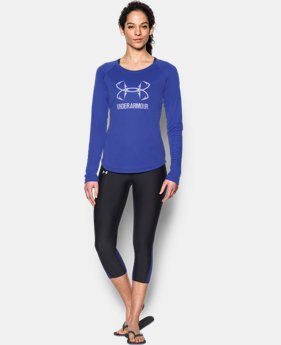 New Arrival Women's UA UPF 30 Long Sleeve  3 Colors $39.99