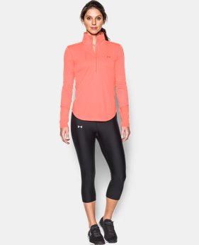 Women's UA CoolSwitch Thermocline ¼ Zip  1 Color $54.99