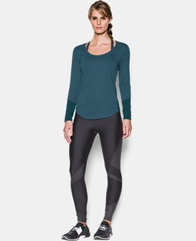 Women's UA CoolSwitch Thermocline Long Sleeve  2 Colors $27.99 to $37.99