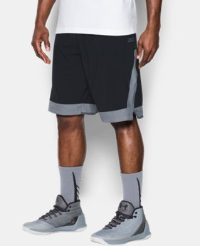 "Men's SC30 Hypersonic 9"" Shorts  1 Color $22.5 to $26.99"