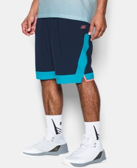 "New Arrival Men's SC30 Hypersonic 9"" Shorts  1 Color $44.99"