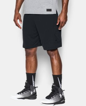 Men's UA Pursuit Cargo Shorts  1 Color $29.99 to $37.99