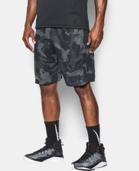 Men's UA Pursuit Cargo Shorts  2 Colors $29.99