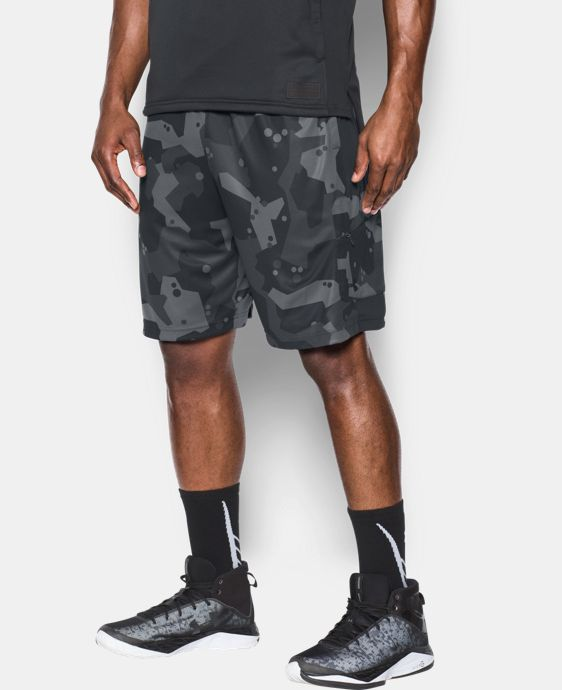 New Arrival Men's UA Pursuit Cargo Shorts  3 Colors $49.99