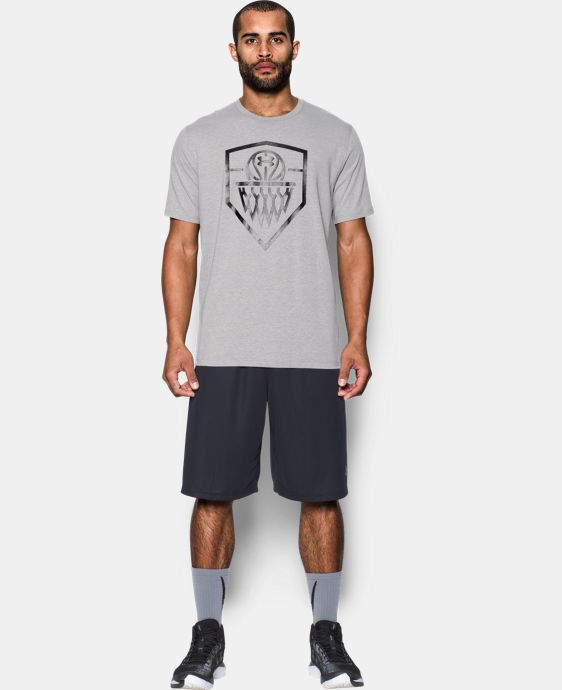 New Arrival Men's UA BBall Icon T-Shirt  1 Color $24.99