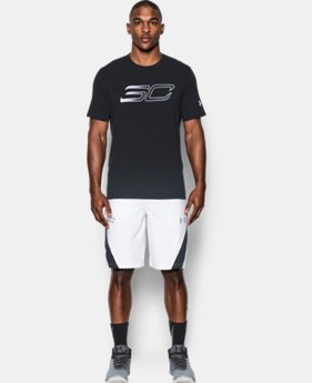 Men's SC30 Faded Logo T-Shirt  2 Colors $20.99