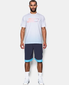 Men's SC30 Faded Logo T-Shirt  1 Color $18.74 to $20.24