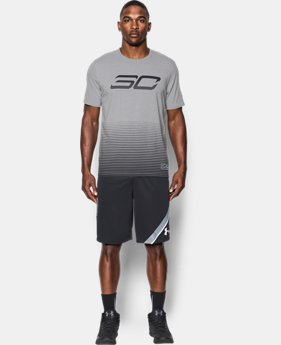 Men's UA Men's SC30 Locked In T-Shirt  1 Color $18.74