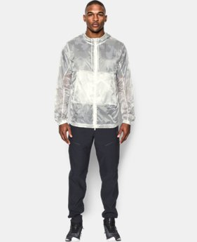 New Arrival Men's UA Pursuit Windbreaker  1 Color $99.99