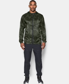 Men's UA Pursuit Windbreaker  1 Color $60.74