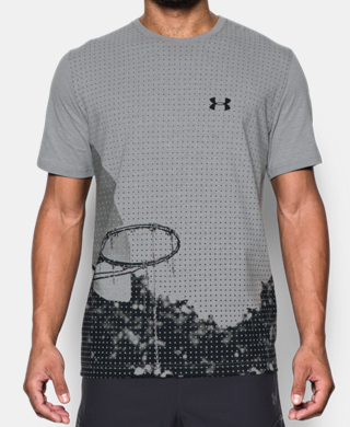 Men's UA On Court Trouble T-Shirt