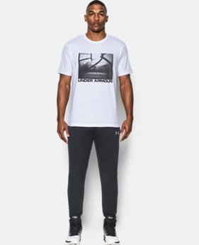 Men's UA Full Court Pocket T-Shirt  2 Colors $14.24
