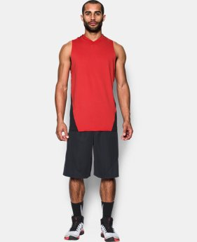 New Arrival Men's UA Select Tank  1 Color $39.99