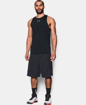 Men's UA Baseline Performance Tank  2 Colors $20.99