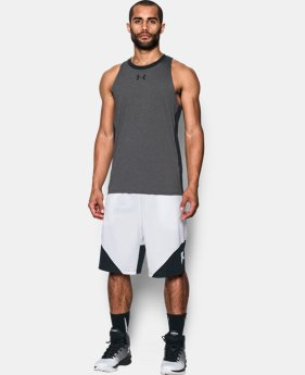 New Arrival Men's UA Baseline Performance Tank  1 Color $29.99