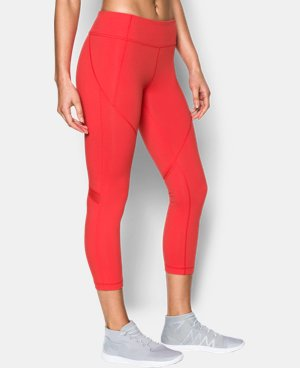 Women's UA Mirror Colorblock Crop  1 Color $69.99